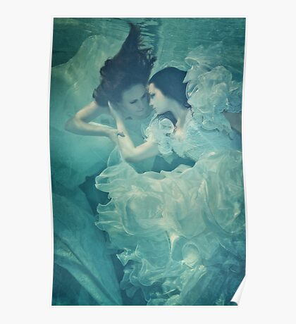 OCEANIC FAIRYTALES - Meeting the bride Poster