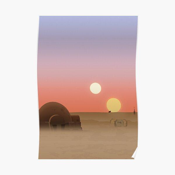Tatooine Posters