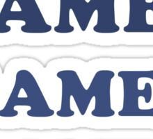 Games Games Games Sticker