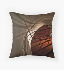 Stairs at the Gerding Throw Pillow
