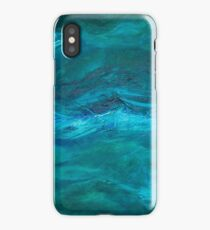 Even the Wind and Waves Obey iPhone Case/Skin