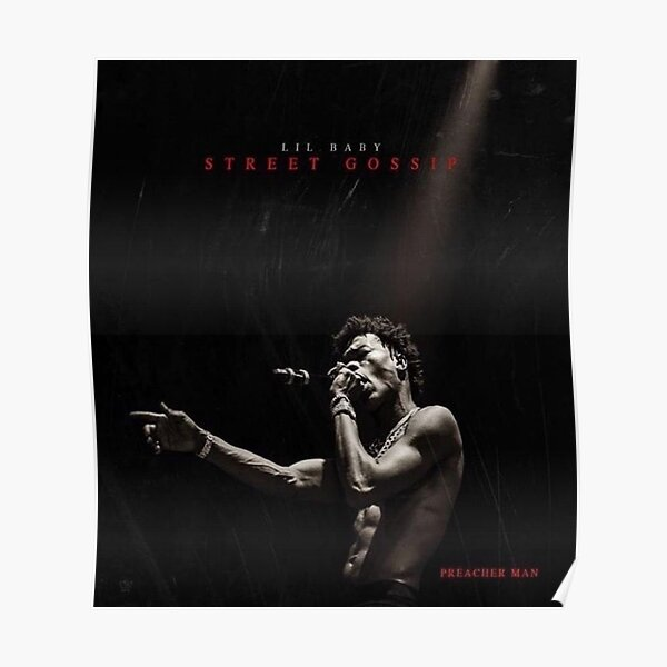 Lil baby Poster