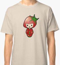 Strawberry Kokeshi Doll Classic T-Shirt