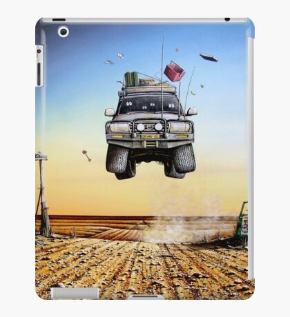 Are We There Yet?! Toyota iPad Case/Skin