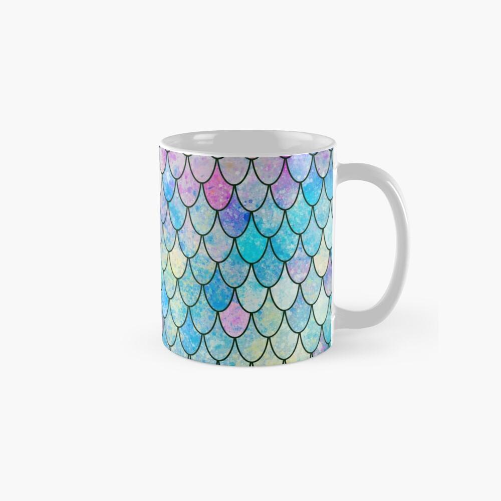 mermaid scales Mug