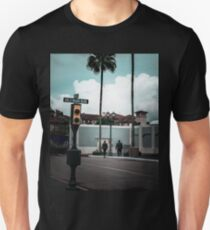 Blues Brothers on Hollywood Blvd Unisex T-Shirt