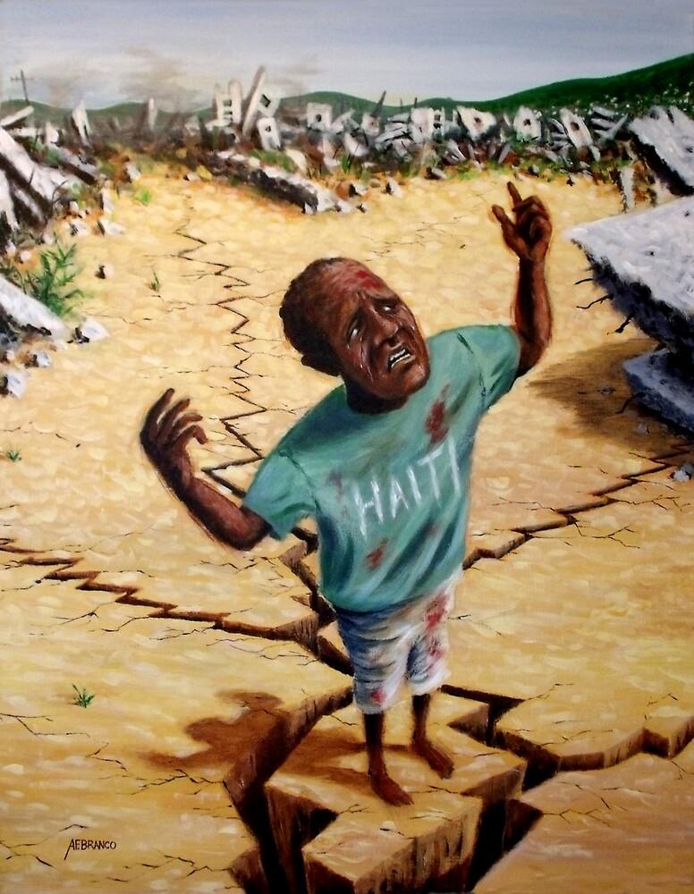 Help Haiti by A. F. Branco