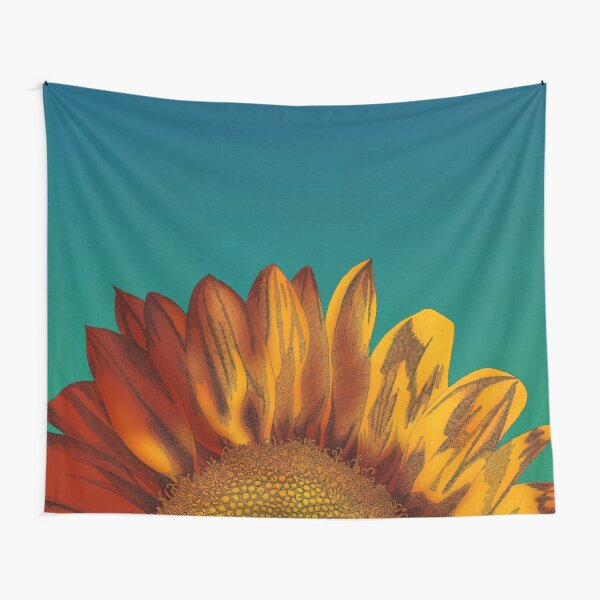 A Sunflower Tapestry