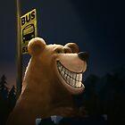 Ein früher Start, ein Bärenabenteuer von jonathankemp