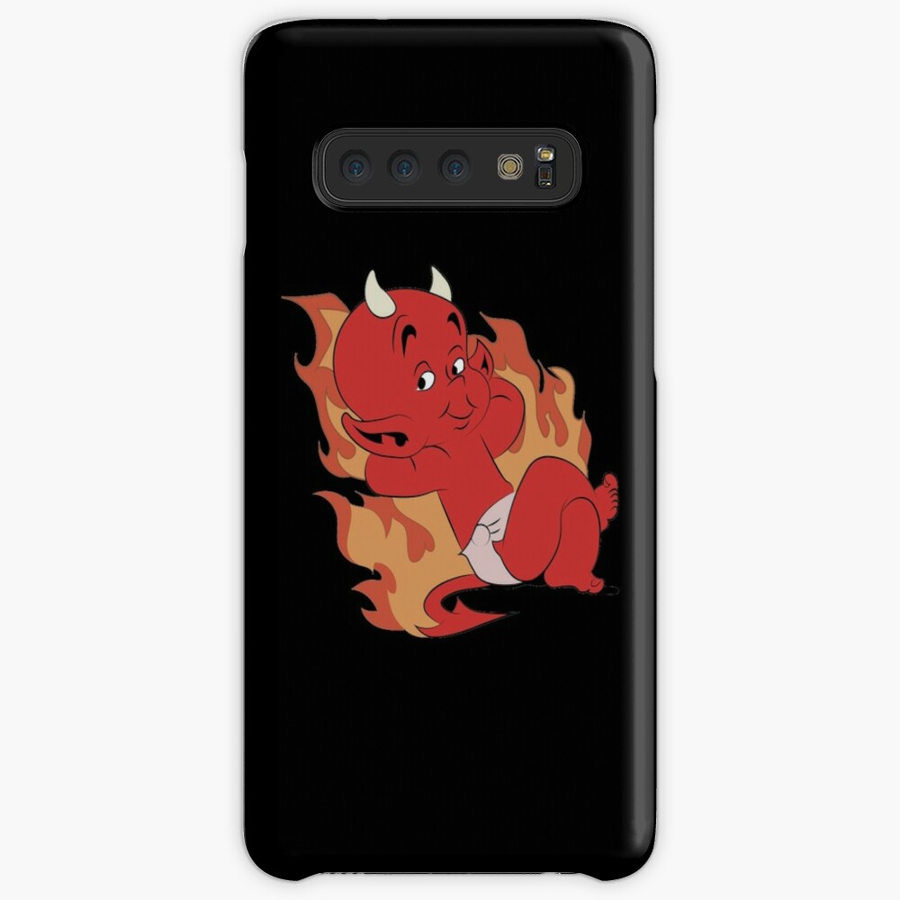 Hot Stuff the Little Devil Case & Skin for Samsung Galaxy