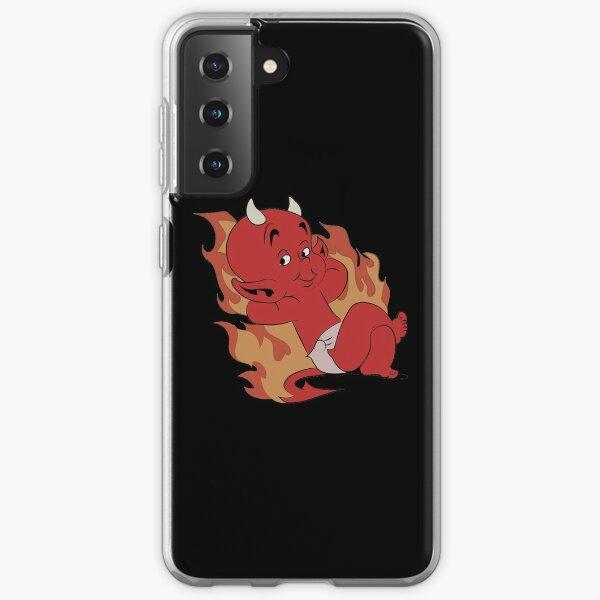 Hot Stuff the Little Devil Samsung Galaxy Soft Case