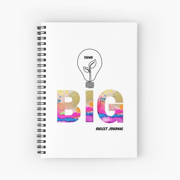 Think BIG Bullet Journal Spiral Notebook