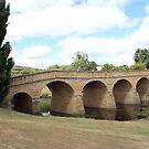 Richmond Bridge Tasmania by Sprinkla