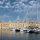 The Maltese Maritime Museum by Kasia-D