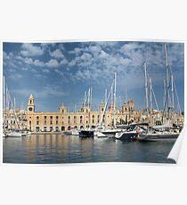 The Maltese Maritime Museum Poster