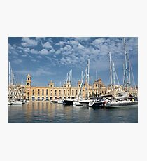 The Maltese Maritime Museum Photographic Print