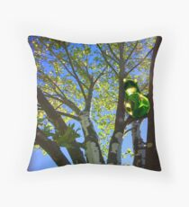 flubyr Throw Pillow