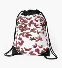 Born to Butterfly - Autumn Palette Drawstring Bag