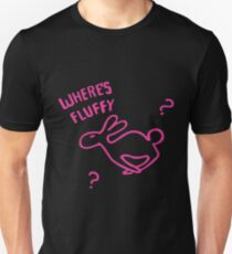 Where's Fluffy Unisex T-Shirt