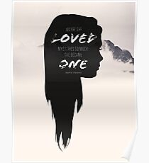 Paper Towns: Maybe she loved mysteries Poster
