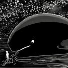 Whale in the Night  by Chrissie Bonner
