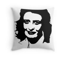 Ayn, revolutionary thinker. Throw Pillow