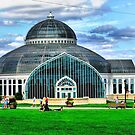 The Marjorie McNeely Conservatory  by shutterbug2010