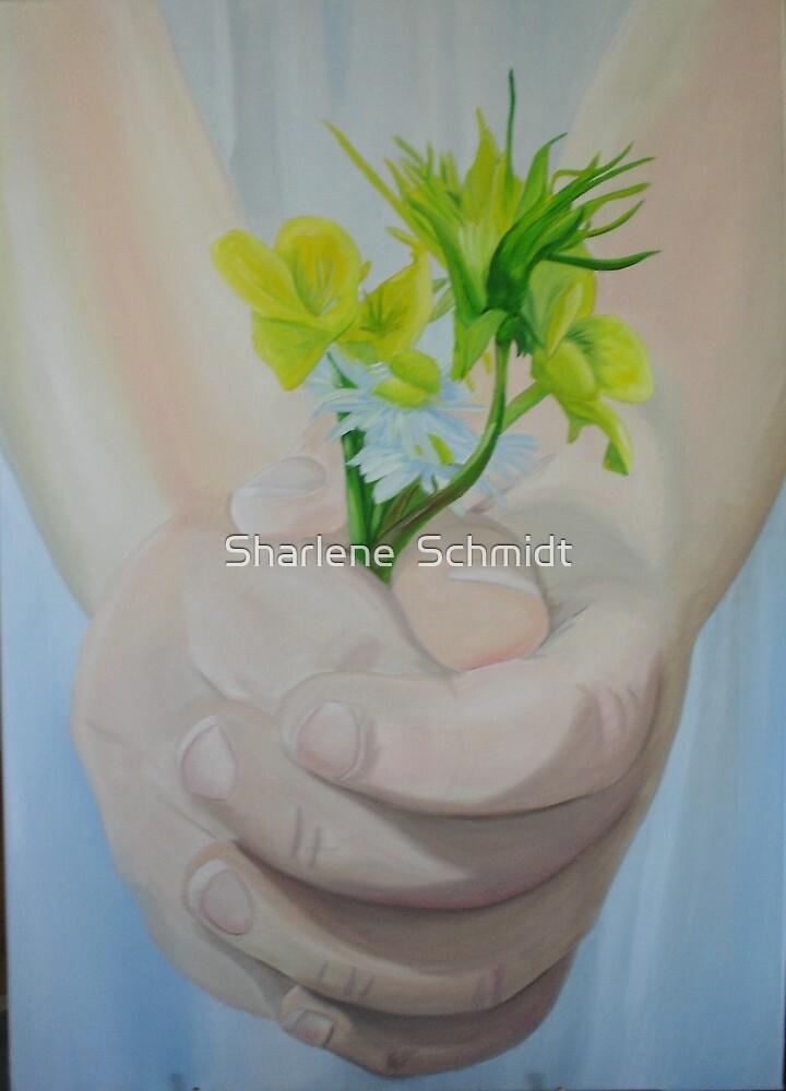For you. by Sharlene  Schmidt