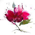 Letzte Rose von annemiek groenhout