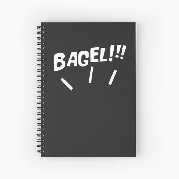 Into the Spider-Verse Bagel Effect Spiral Notebook