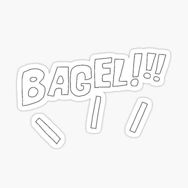 Into the Spider-Verse Bagel Effect Sticker