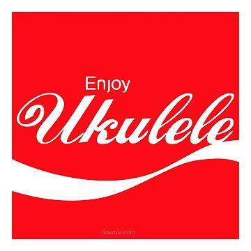 Enjoy Ukulele by Kowulz