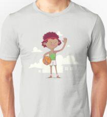 Basket boy Unisex T-Shirt
