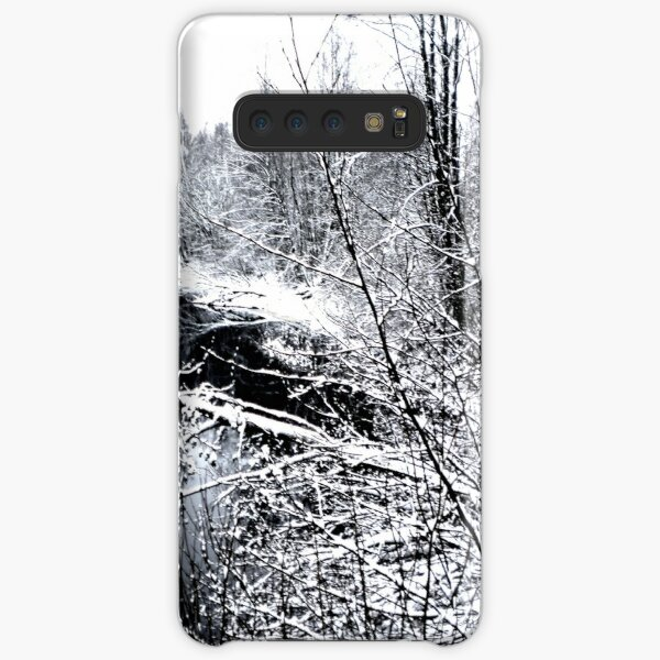 River Frozen  Samsung Galaxy Snap Case