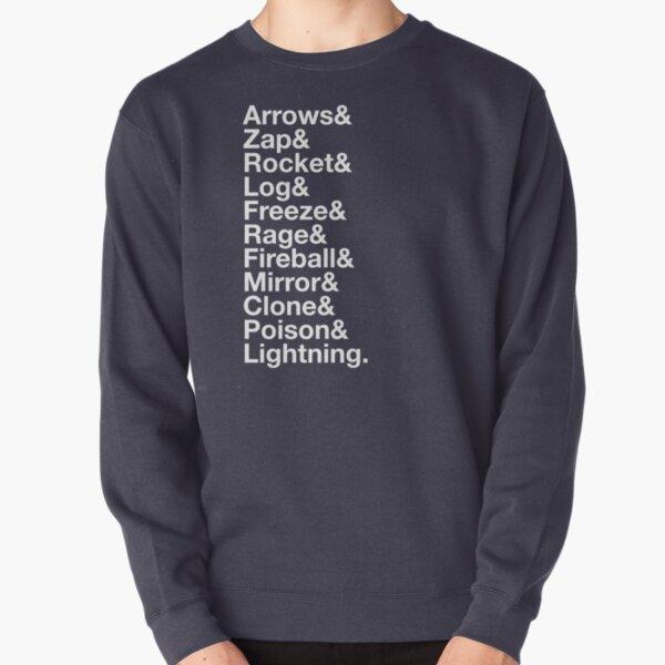 Clash Royale Sorts Sweatshirt épais