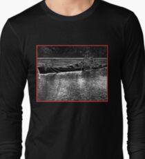 Ragnar Danneskjöld on a night raid. Long Sleeve T-Shirt