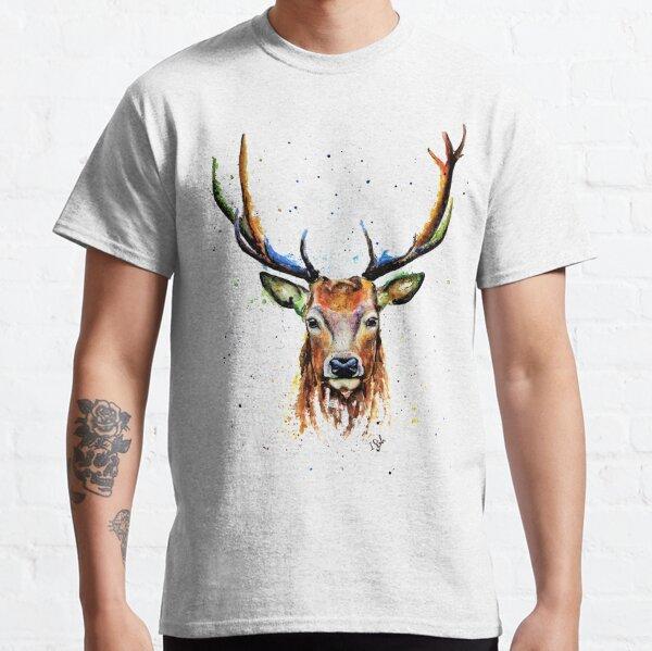 Hirschkopf Classic T-Shirt