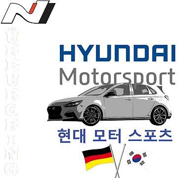 Hyundai N Motorsport by Stahlbeisser71