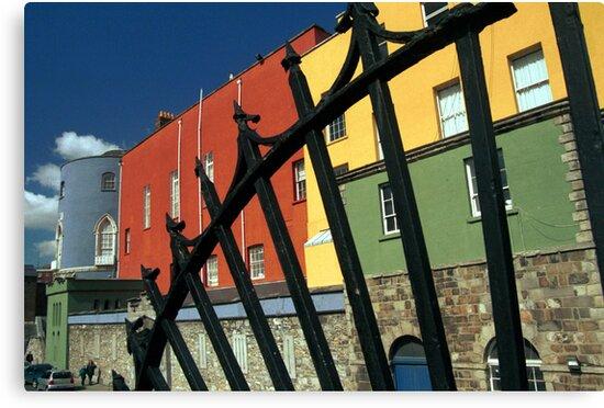 Dublin Castle (Colourful) Ireland by blackadder