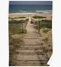 To The Beach II Poster