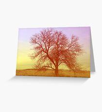 Tree - Saratoga Springs, Utah Greeting Card