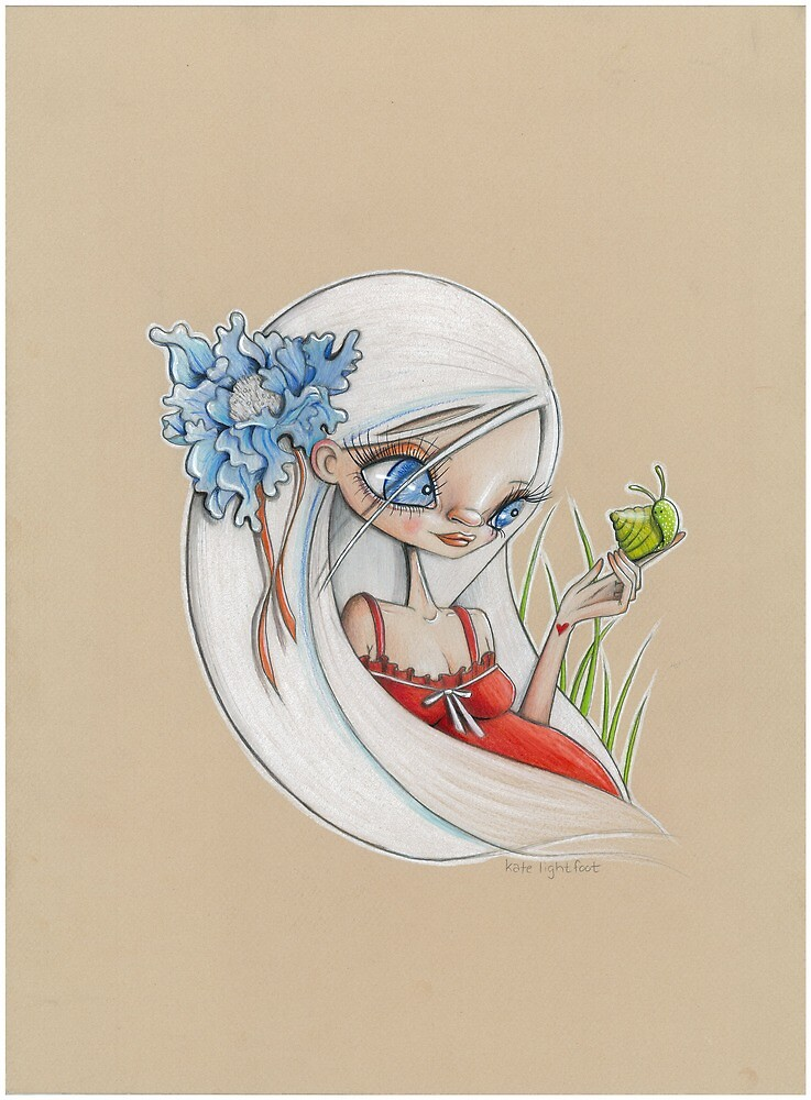 Escargot by Kate Lightfoot