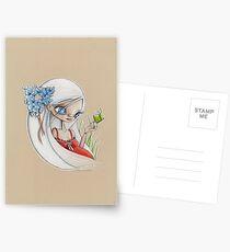 Escargot Postcards