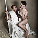 LOA - Zeus & Ganymede by Aaron Holloway