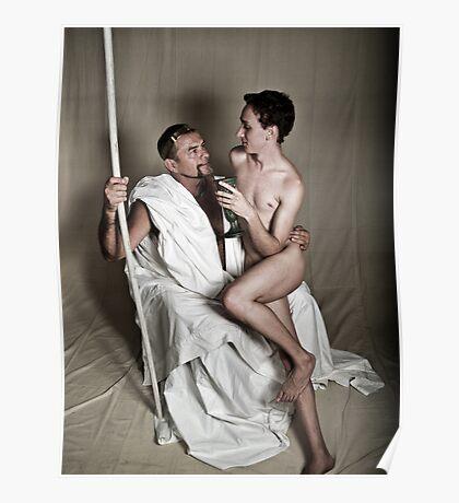 LOA - Zeus & Ganymede Poster