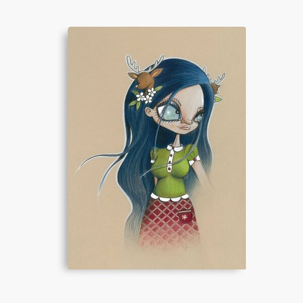 Deerstalker* Canvas Print