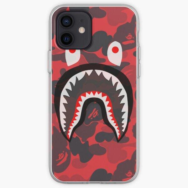 Bape Shark iPhone Soft Case