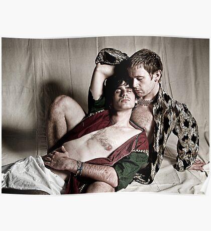 LOA - David & Jonathan Poster