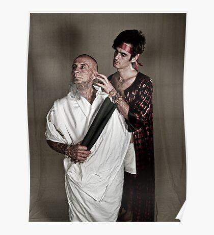 LOA - Socrates and Elcibaides Poster