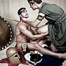 LOA - Achilles and Patroclus by Aaron Holloway
